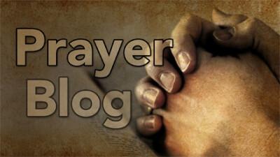 September 15 Prayer Blog