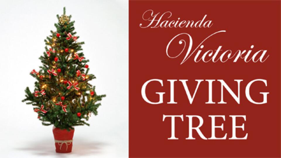 Hacienda Victoria Giving Tree