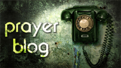 March 26 Prayer Blog