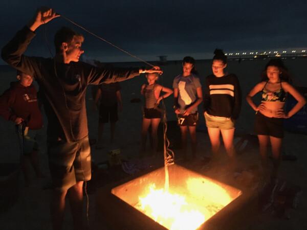 JHM Beach Bonfire 2018