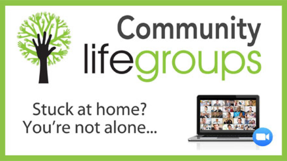 Zoom Life Groups
