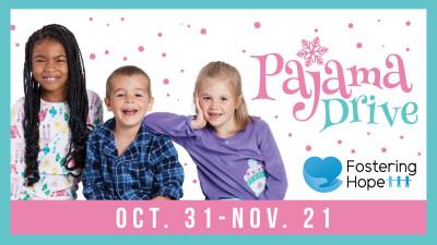 PJ Drive for Foster Children